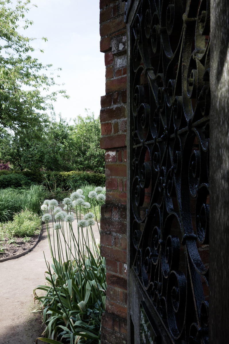 Caren Barry | Magical British Walled Gardens - Wimpole Estate