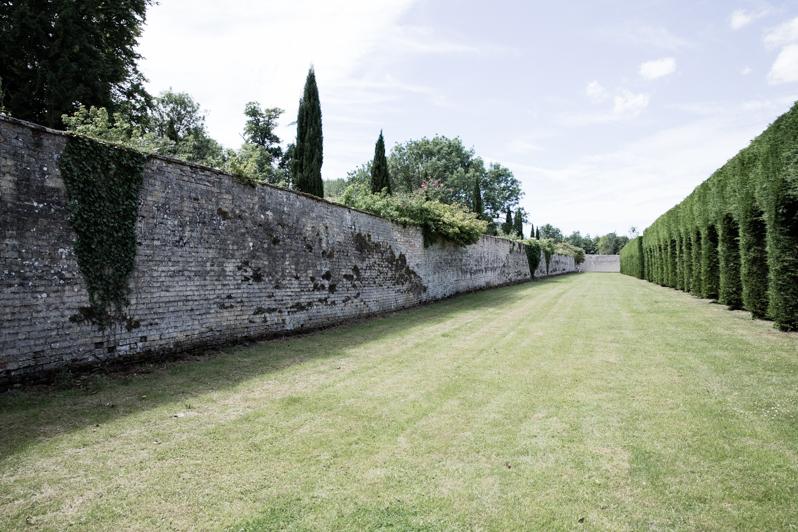 Caren Barry | Magical British Walled Gardens - Chippenham Park