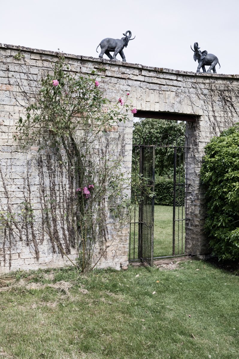 Caren Barry | Magical British Walled Gardens - Chippenham Park